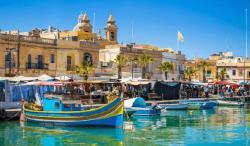 Malta Fischmarkt
